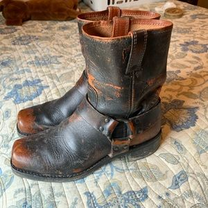 Frye Shoes - Frye Harness Boot men's size 9 made in USA